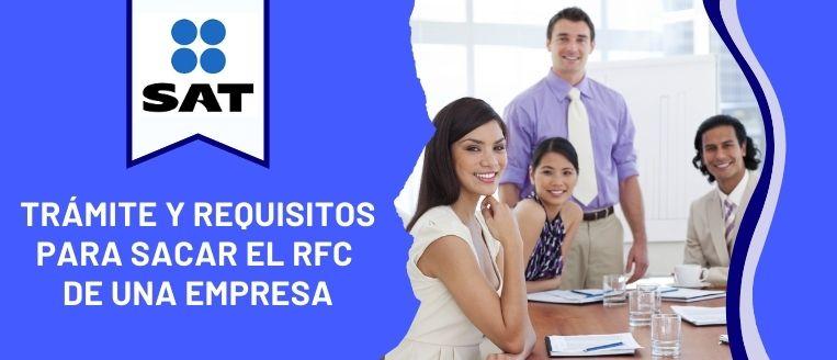 rfc de una empresa ejemplo